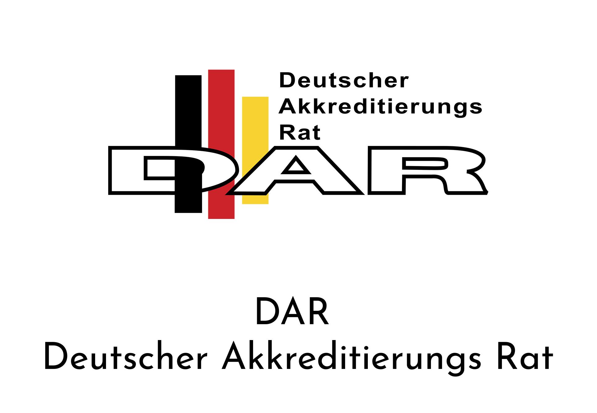 DAR Deutscher Akkreditierungs Rat